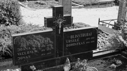 Ursule-1878-1957-ir-Dominykas-1892-1970-Blinstrubai-Vidukles-kapines