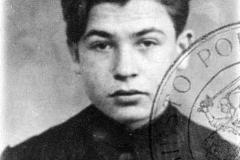 Kauno Blinstrubų pasų nuotraukos 1920-1940